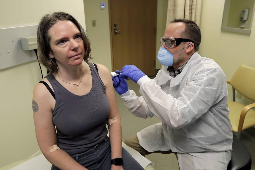 OMS confirma início de testes da primeira vacina contra Covid-19