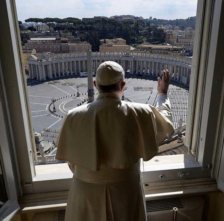 Papa Francisco pede que vacinas sejam distribuídas a países pobres