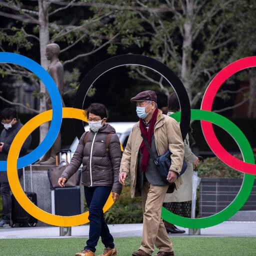 Olimpíada: casos de Covid-19 antes do evento assustam organizadores