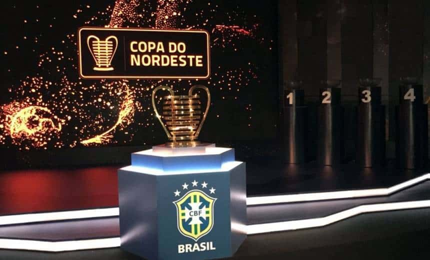 CBF suspende Copa do Nordeste por tempo indeterminado