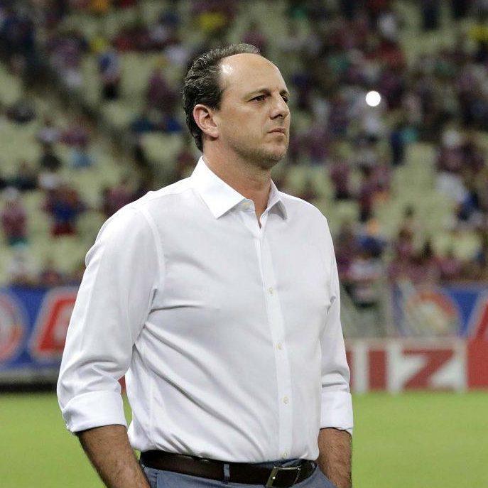 Rogério Ceni é o segundo pior técnico do Flamengo na década