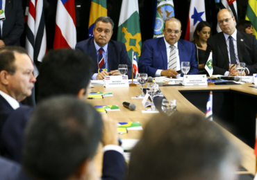 """Governadores reagiram à campanha de Bolsonaro com """"indignação"""""""