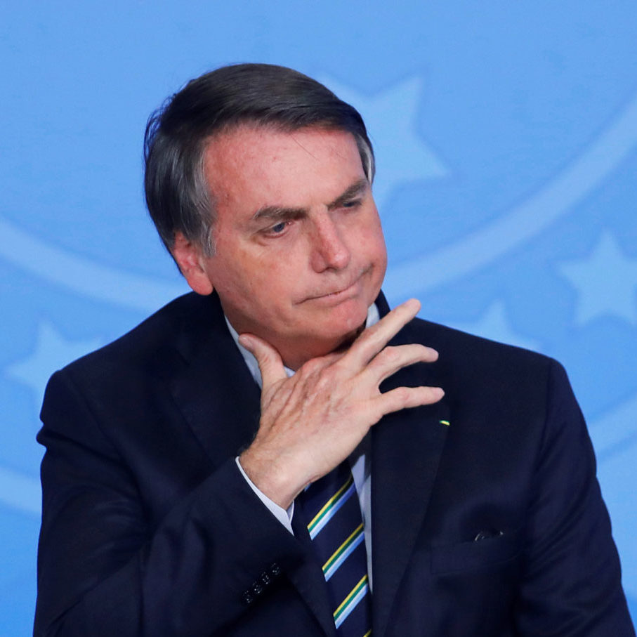 Bolsonaro: governadores vão ter que pagar encargos trabalhistas