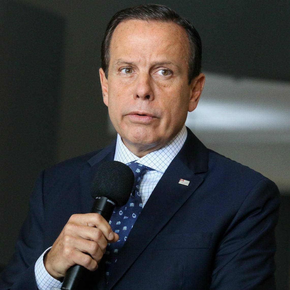 Doria diz que visão de Bolsonaro é minoria até no governo federal