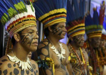 STF contrapõe veto de Bolsonaro aos indígenas