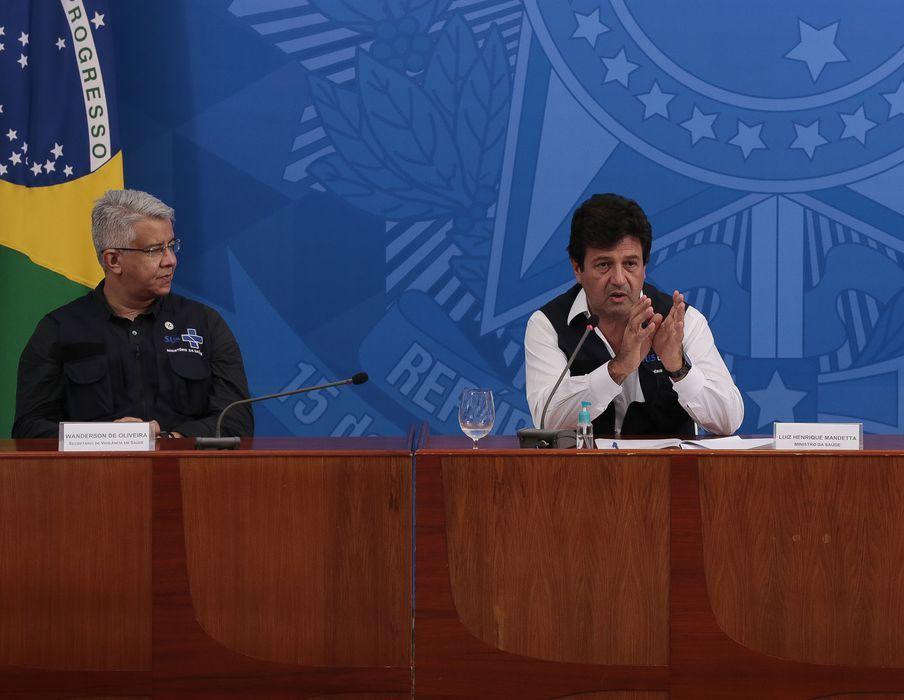 Brasil registra mais de 200 mortes pelo segundo dia consecutivo