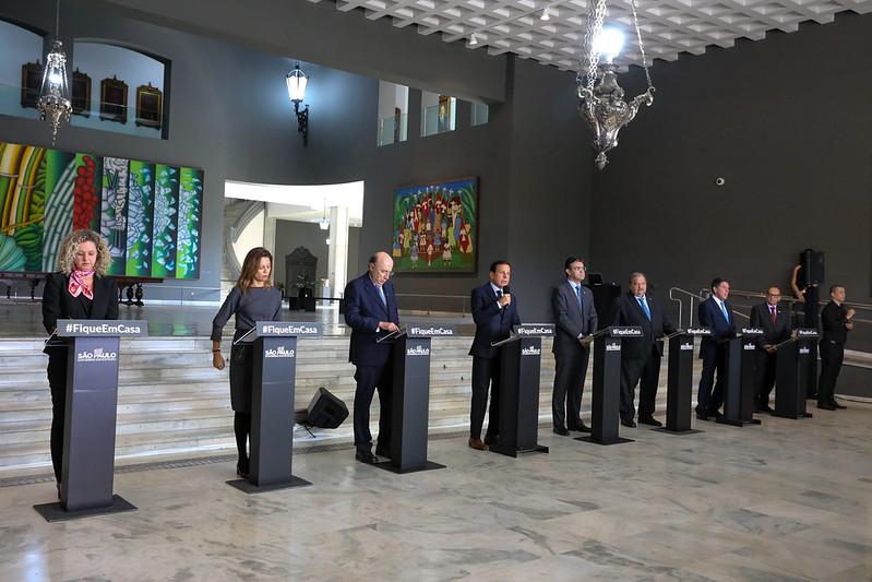 São Paulo zera fila de espera de testes para Covid-19