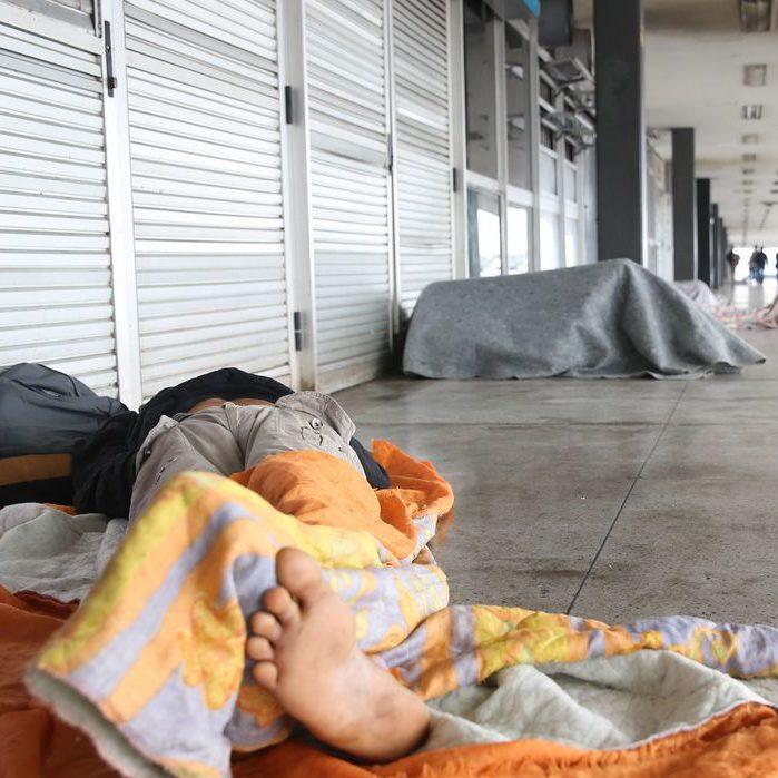 Rio pode ganhar política para pessoa em situação de rua