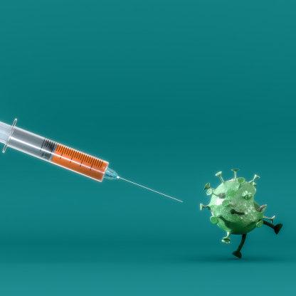 """Empresa francesa testa """"vacina universal"""" contra Covid-19"""