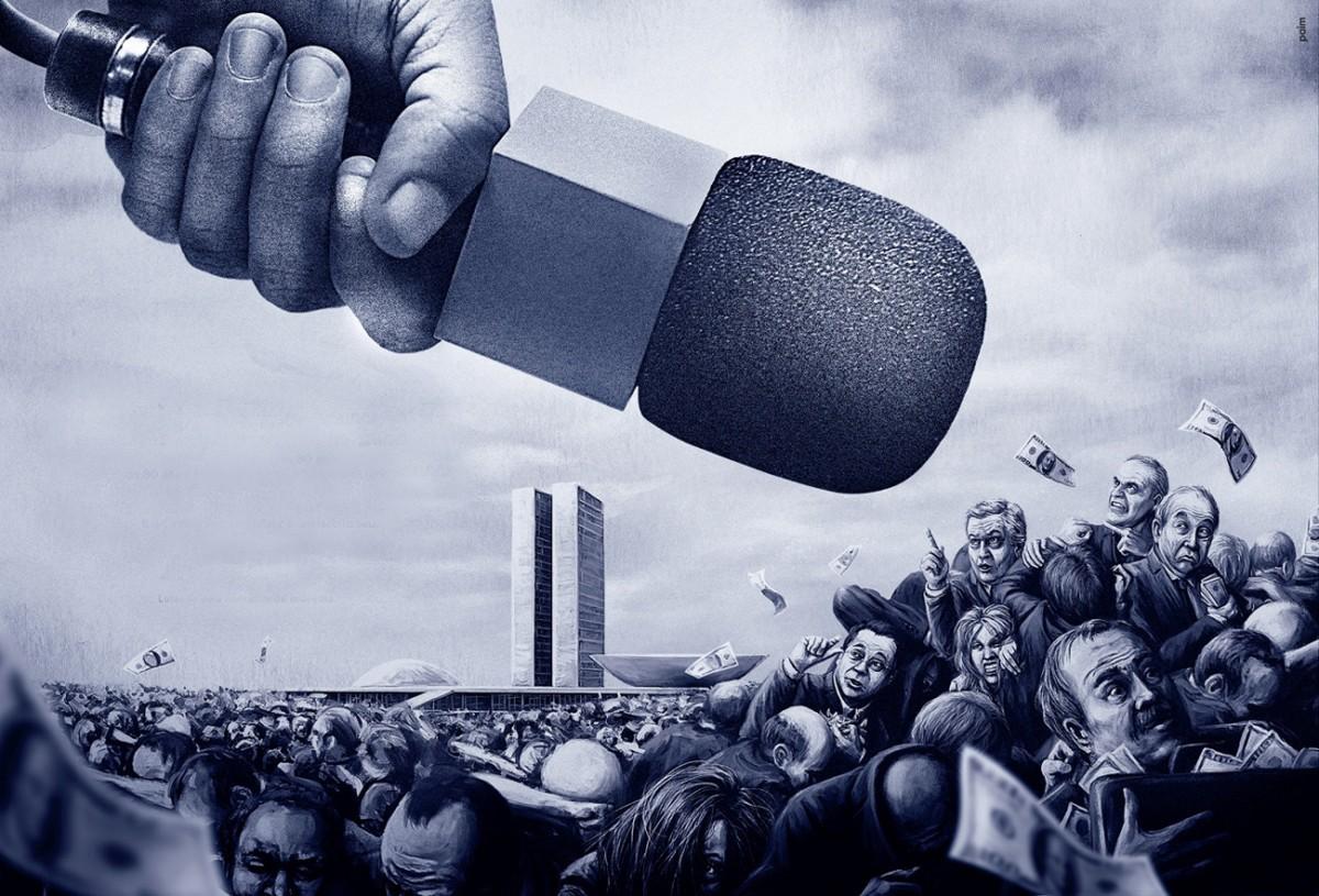 Perguntas incômodas: ataques à imprensa ameaçam a democracia