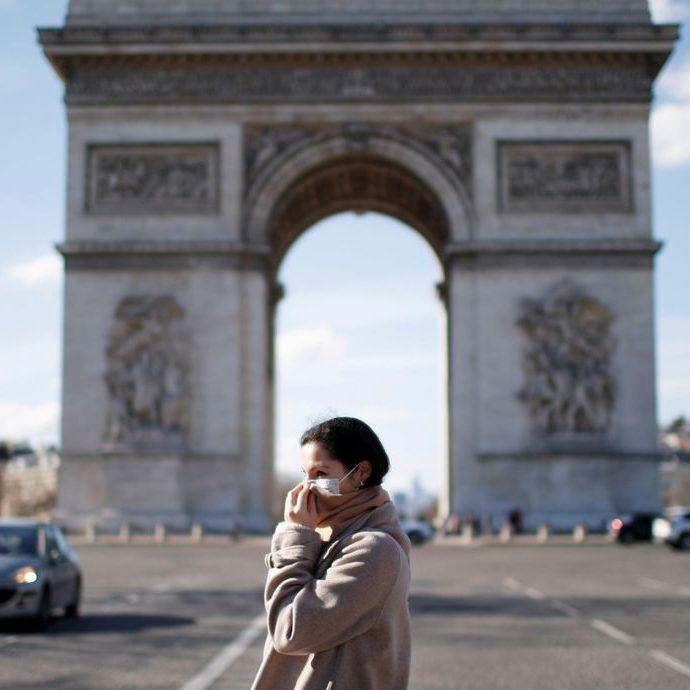 França substitui lockdown por toque de recolher