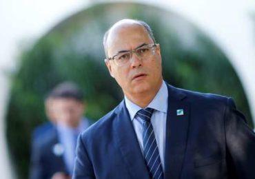 Witzel: Governador do RJ inicia defesa em processo de impeachment
