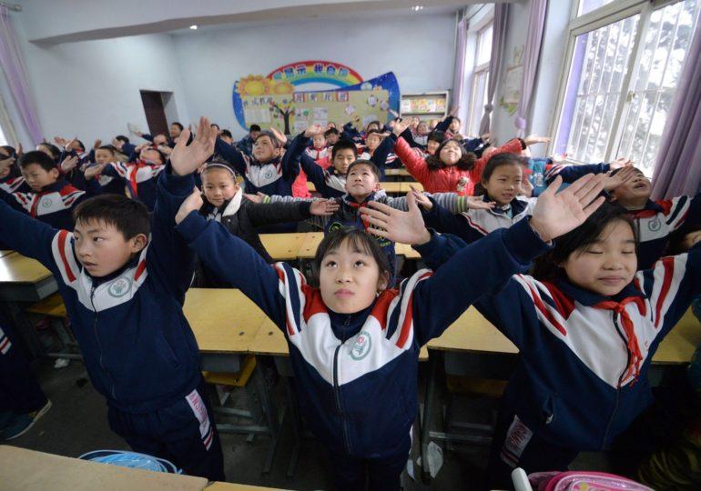 RFI: Estudantes voltam às aulas na China após período de isolamento