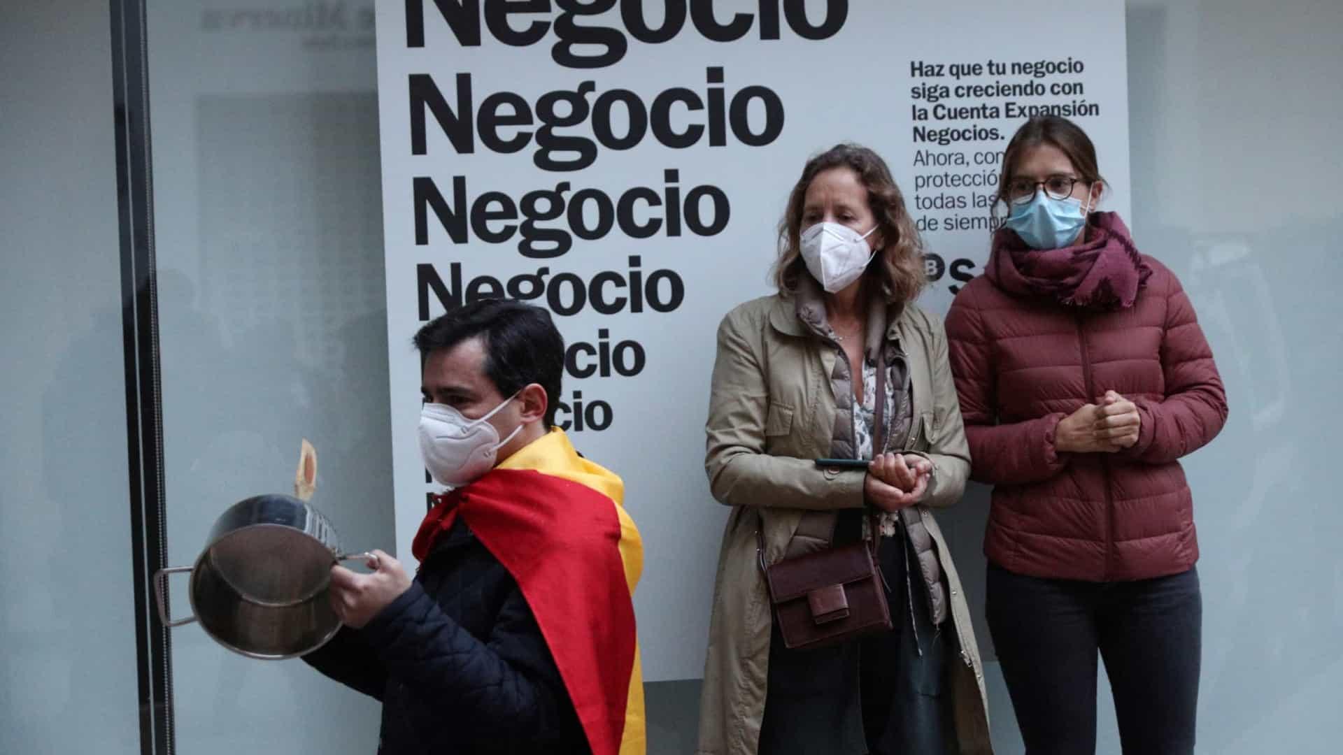RFI: Espanha determina uso obrigatório de máscaras