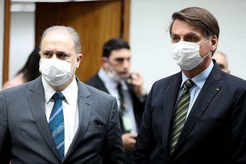Aras se manifesta contra apreensão de celular de Bolsonaro