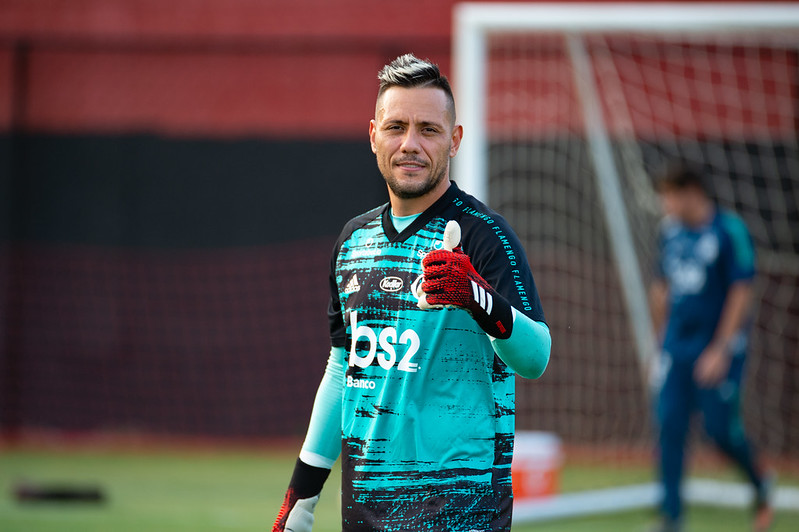 Elenco do Flamengo não tem mais atletas infectados com a Covid-19