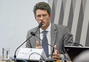 MPF pede afastamento do ministro Ricardo Salles