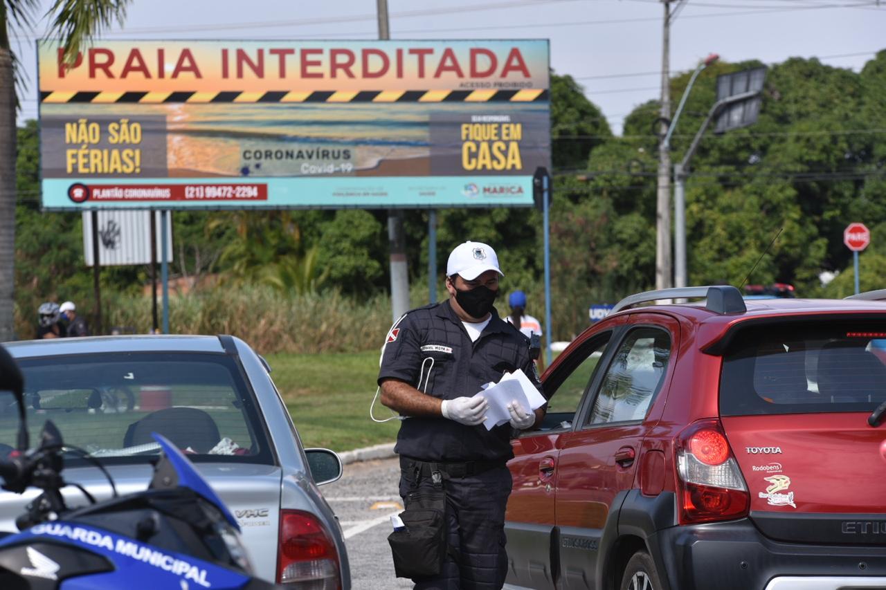 Rio pode adotar barreiras sanitárias para verificação compulsória