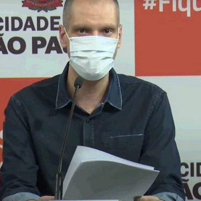 Prefeito de São Paulo afirma que cidade está perto de colapso