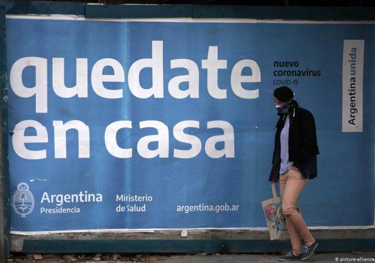 """Argentina anuncia volta ao """"lockdown"""" para conter avanço da pandemia"""