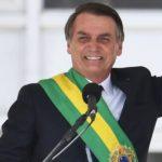 Manifestação pró-Bolsonaro tem aglomeração sem uso de máscaras