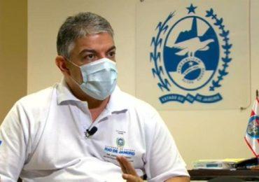 RJ anuncia terceiro secretário de Saúde em meio à pandemia
