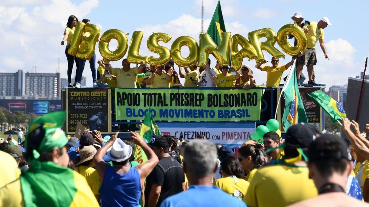 Neofascismo cresce no país em meio ao governo Bolsonaro