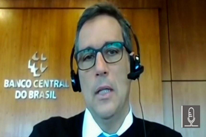 Presidente do BC: medo vai adiar retomada do setor serviços