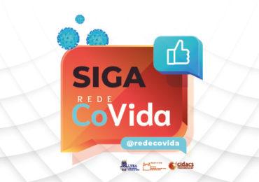 Rede CoVida: projeto combate pandemia com informações confiáveis