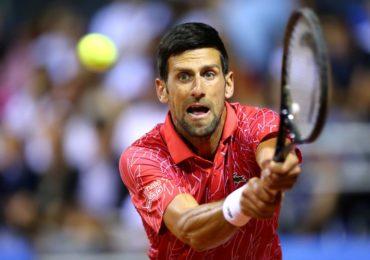 Novak Djokovic testa positivo para Covid-19 e torneio é cancelado