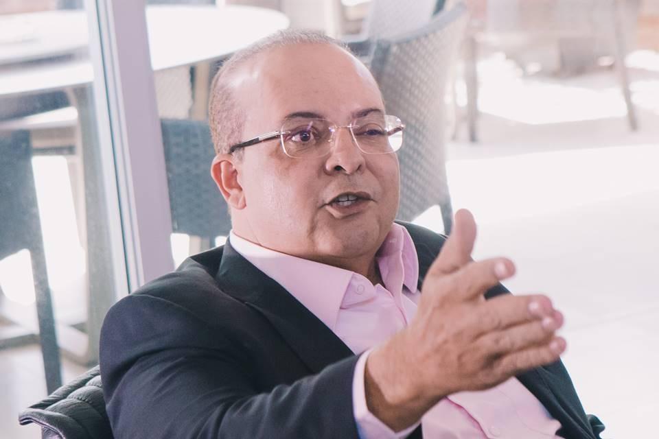 Ibaneis Rocha: Governador do DF decreta calamidade pública