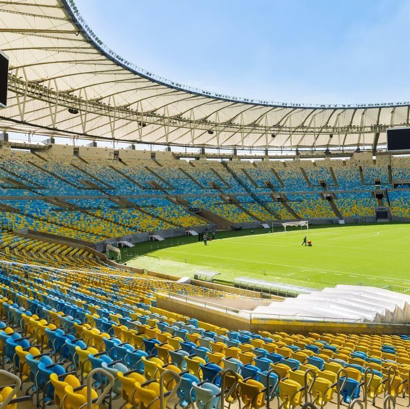 Prefeitura do Rio libera e Maracanã terá público parcial em jogo do Flamengo pela Libertadores