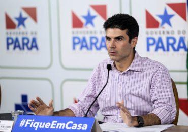 Pará: Helder Barbalho se diz tranquilo e à disposição da PF