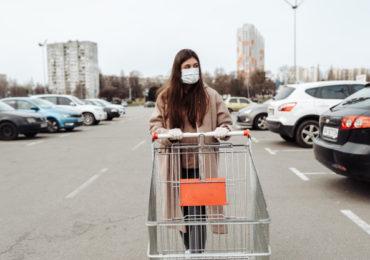 Pequenas partículas suspensas no ar podem infectar pessoas
