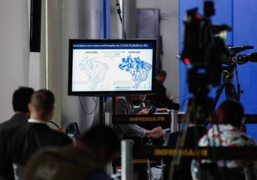 PGR cobra Ministério sobre exclusão de informações da Covid-19