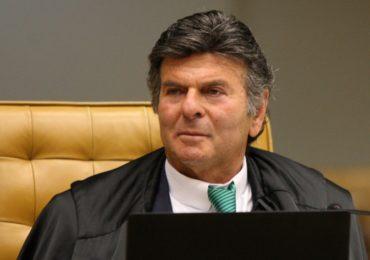 Ministro Fux é eleito para comandar STF a partir de setembro