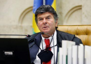 Fux: autonomia de estados não exime Bolsonaro de responsabilidade