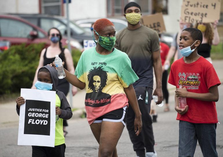 RFI: Manifestações antirracismo destacam arte e cultura negras