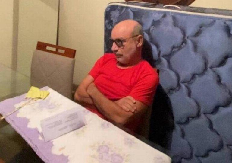 Queiroz presta primeiro depoimento à Polícia Federal