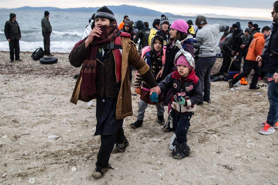 Relatório lista violência e assassinatos de refugiados e migrantes