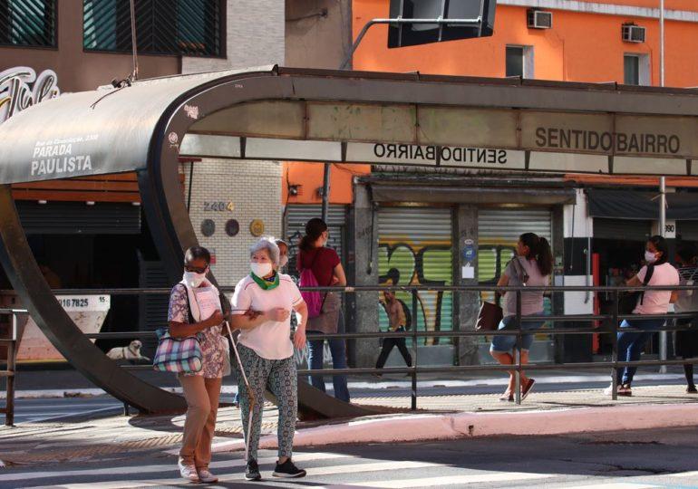 Multa por não usar máscara em São Paulo entra em vigor