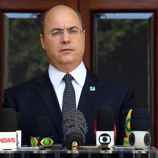 Rio de Janeiro: Witzel teria recebido mais de R$ 900 mil na campanha