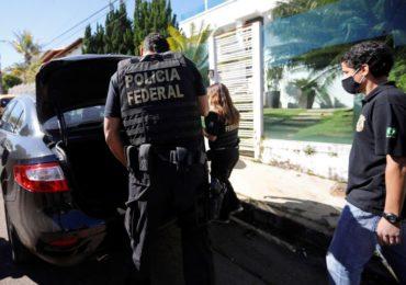Polícia Federal faz ações no inquérito sobre atos antidemocracia