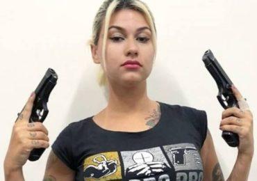 PF prende ativista Sara Winter envolvida em atos antidemocráticos