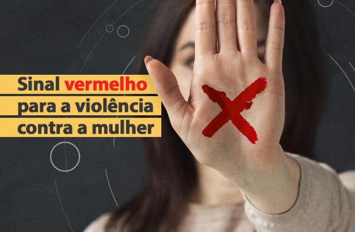 Farmácias são ponto de apoio contra a violência doméstica