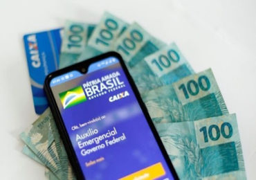 Auxílio emergencial: governo já repassou R$ 121 bilhões