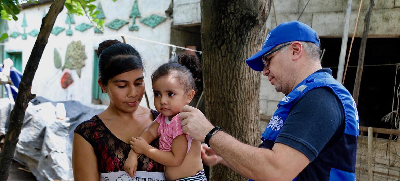 Estudo mostra que vacinação em crianças está abaixo da meta
