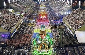 Desfiles das escolas de samba do Rio de Janeiro são adiados