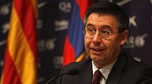 Presidente do Barcelona insinua que VAR ajuda o Real Madrid
