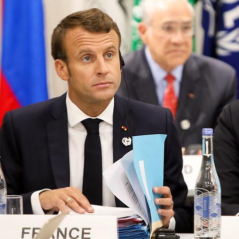 """França: Macron acusa políticos libaneses de """"traição coletiva"""""""